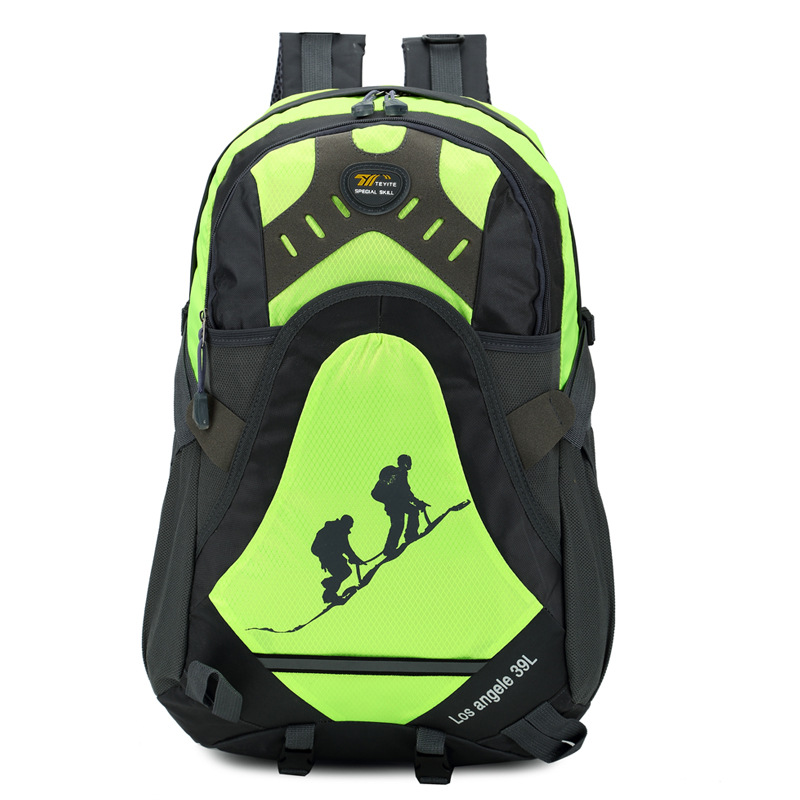 Outdoor Mountaineering Bag Backpack Men And Women 40L Travel Sports Outdoor Backpack Ultra-Light Waterproof Travel Backpack