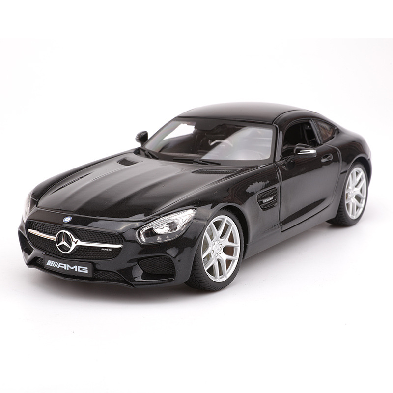 Maisto Model Alloy Car Model 1: 18 Mercedes Amg Gt Sports Car Model Collection