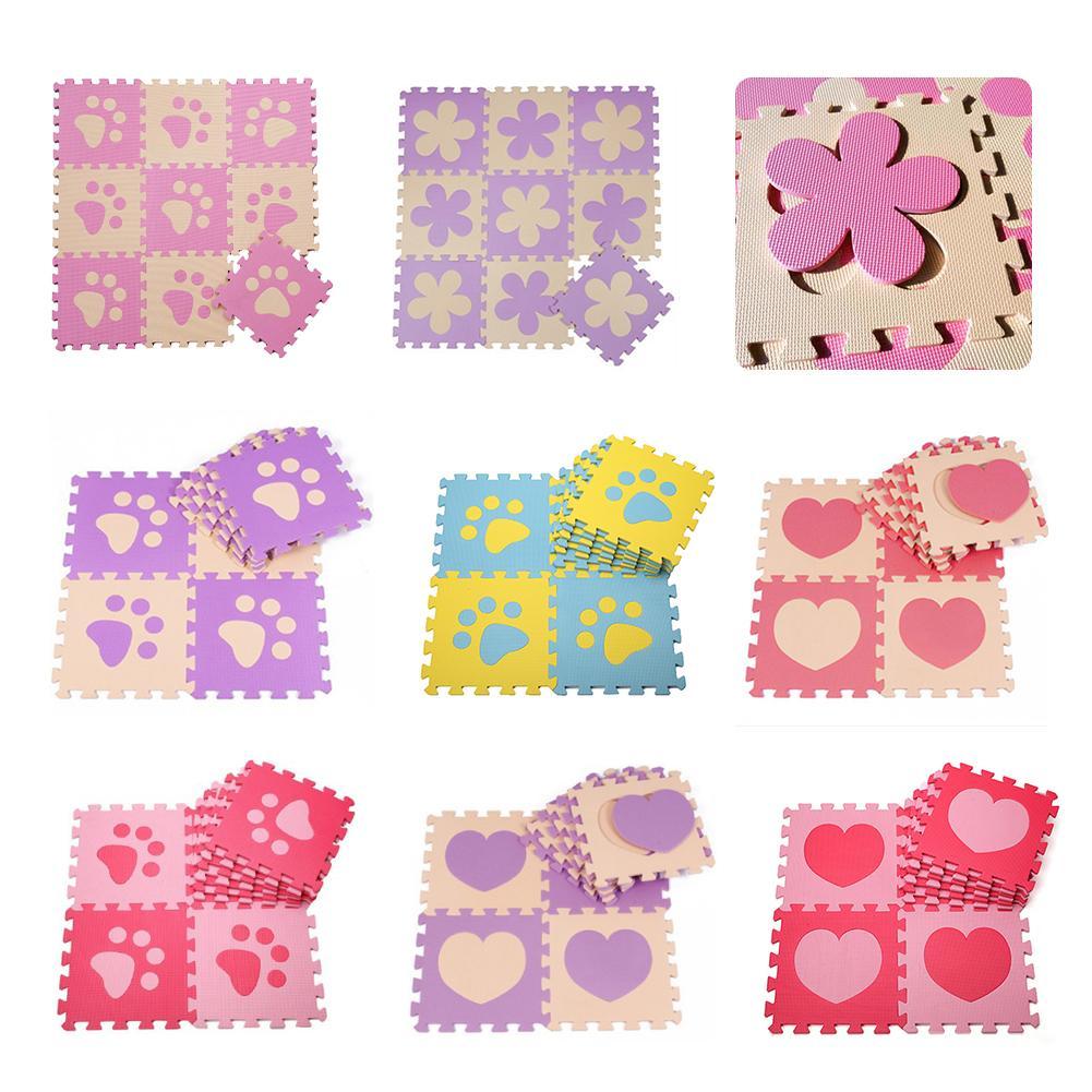 Baby EVA Foam Puzzle Play Mat /kids Rugs Toys Carpet For Childrens Interlocking Exercise Floor Tiles,Each:30cmX30cm
