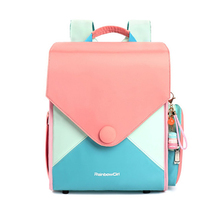 Fashion Backpack Mochila School-Bags Primary Girls Student for Sac Dos Enfant Escolar