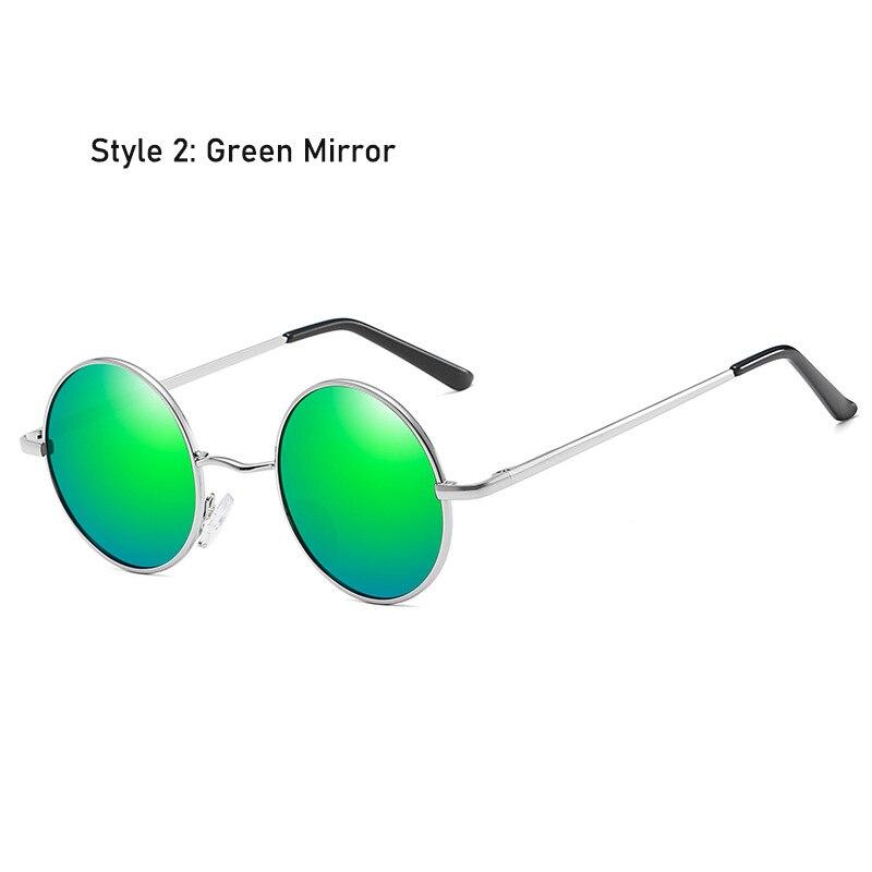 D8 Green Mirror