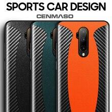 Original Luxury Carbon Fiber Genuine Leather Sports car Case