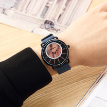 Кварцевые часы shifenmei с джинсовым ремешком новый дизайн военные