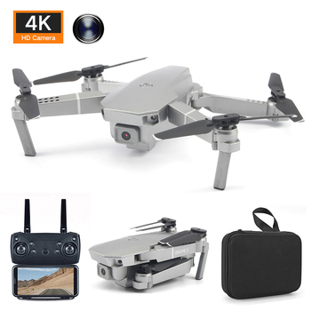 Dron Quadcopter Foldable Drone 4k Profesional 2.4G 4CH Wifi Remote Control Helicopter Airplane Toys Rc Drones With Camera