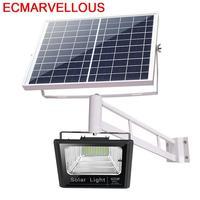 Buiten Luz Bouwlamp Holofote Spotlight Schijnwerper Proyector Solar Flood Waterproof Light Outdoor Foco LED Exterior Floodlight