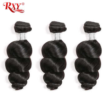 Loose Wave Bundles Brazilian Hair Weave Bundles 8-28 inches 100% Remy Human Hair Extension 1/3/4 Bundles Deal Fast Free Shipping - Category 🛒 Hair Extensions & Wigs