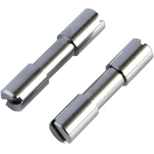 2pcs Stainless Steel DIY Knife Handle Fasteners Tactics Lock Rivet Knife Shaft Screws Bolts Fastener
