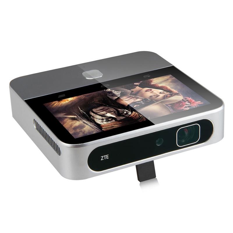 ZTE Spro 2 Smart Android Mini Projector And Hotspot MF97E 4G LTE