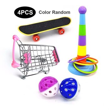 Colorful Chew Toys Set