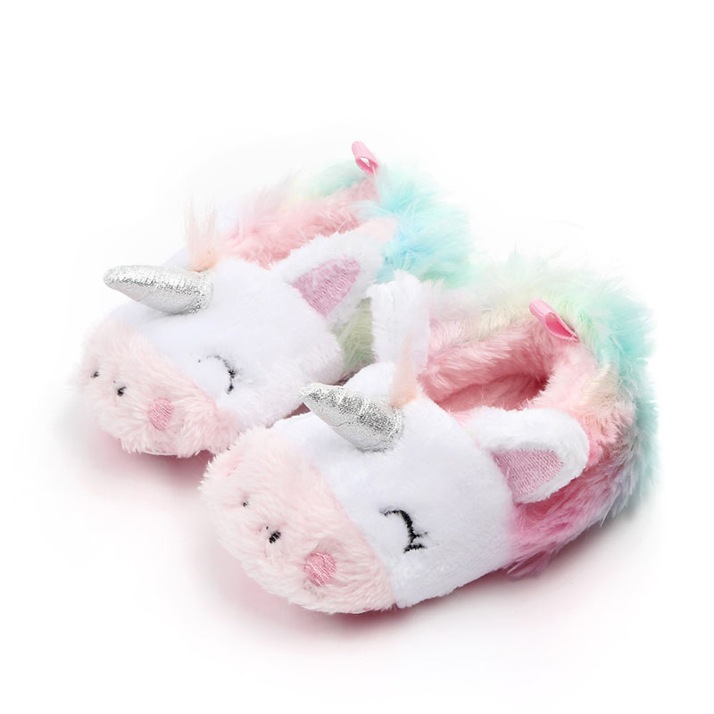 Baby Winter Cute Boots Warm Newborn Baby Boots Monster Claw Baby Moccasins Shoes Baby Boots Infant Indoor New
