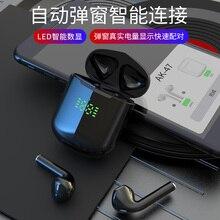 цена TWS Wireless Earbuds 3D Stereo Mini Bluetooth Earphone 5.0 With Dual Mic Sports Waterproof Earphones Auto Pairing Gaming Headset онлайн в 2017 году