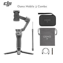 DJI Osmo Mobile 3/Osmo Mobile 3 Combo-это складной карданный стабилизатор для смартфонов с интеллектуальными функциями