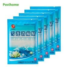 40 pçs remendo de dor erval chinês artrite voltar dor muscular alívio adesivos corpo dor assassino gesso médico d1142