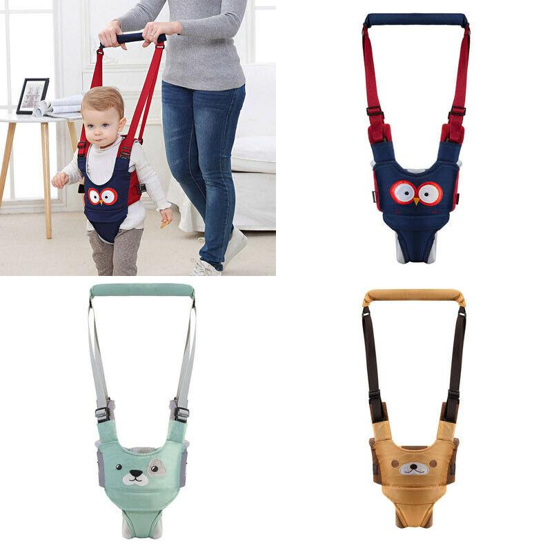 De mano del niño bebé Walker caminar asistente ayudante de seguridad de aprendizaje de Stand Up
