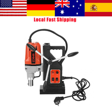 Drill-Press Metal Multifunctional Electric High-Power 1100W MD40 50mm 180mm-Stroke Depth