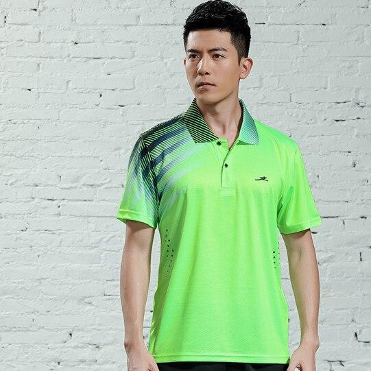 V-образная горловина, короткий рукав, форма для настольного тенниса, один топ для мужчин и женщин, летняя одежда для учеников средней школы, студентов средней школы - Цвет: A2622male4