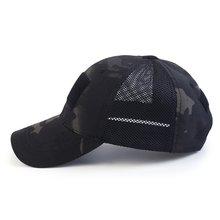 Тактическая Военная Кепка камуфляжные шапки простые армейские