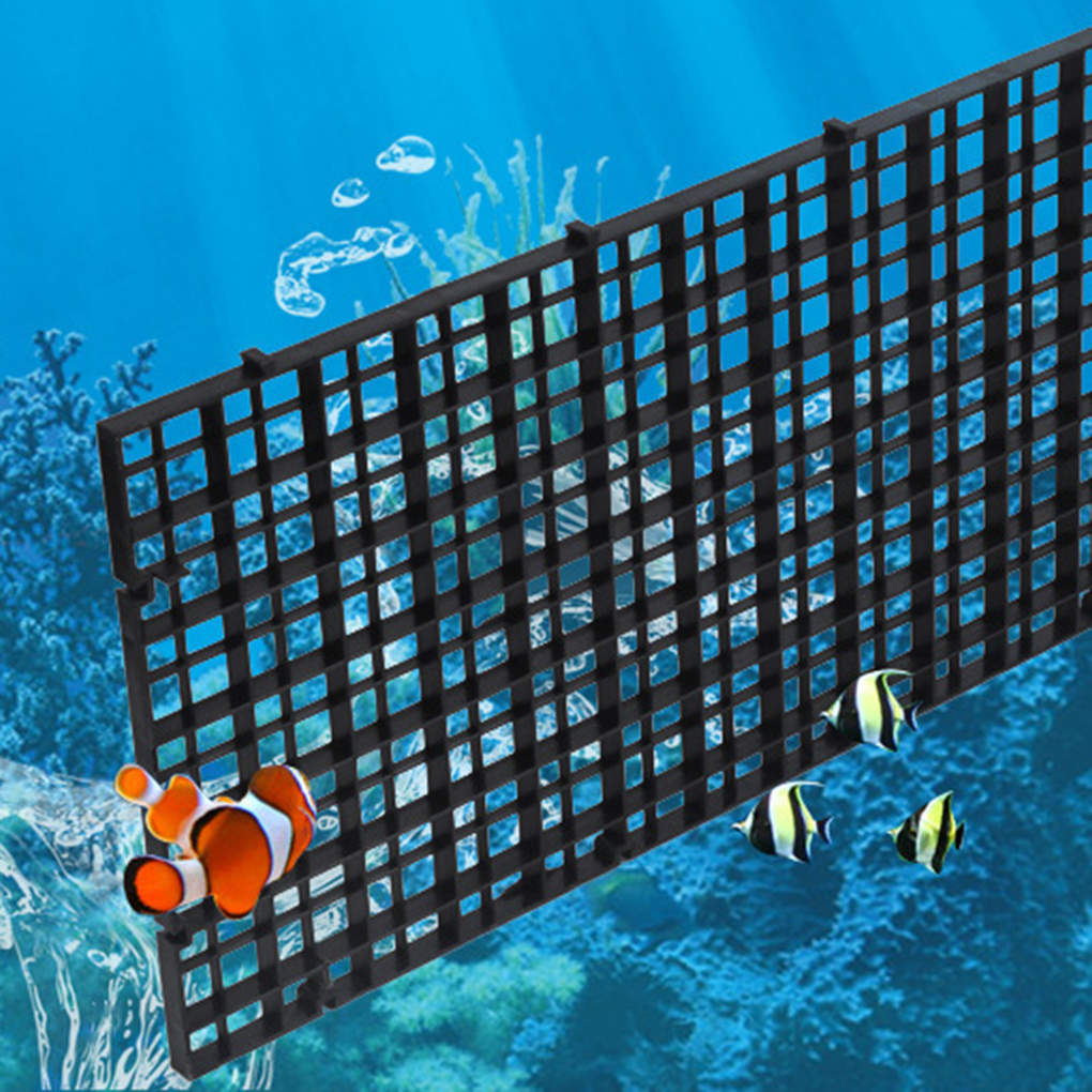 Isolation Board Divider Filter Aquarium Net Egg Net Crate Separate Board For Fish Tank  Cleaning Tool