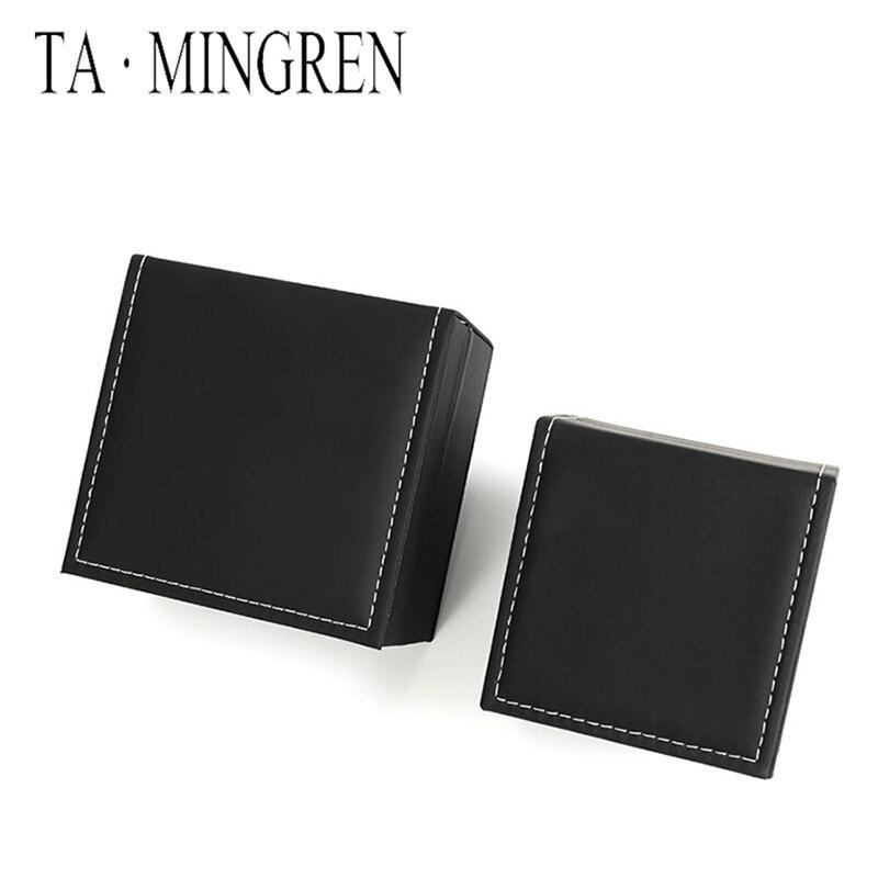 Купить ta mingren новая высококачественная модная шкатулка для ювелирных