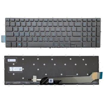 Nos inglés retroiluminado teclado de ordenador portátil de Dell G3 15 3590 G3 3579 G3 3779 G5 15 5590 G7 15 7588 17 7790 G7 15 7590
