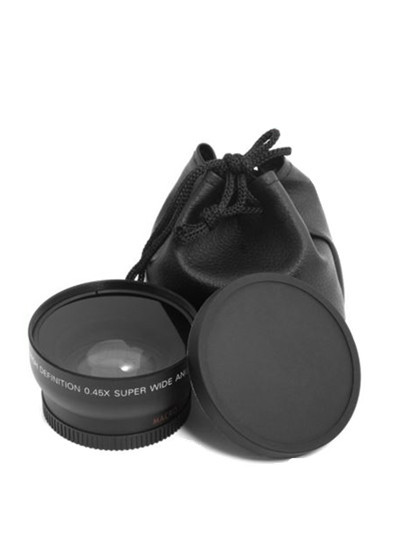 0.45x 49mm  Wide Angle Macro Lens Wide Angle Camera Lens For Canon EOS Nikon For Sony Lens Accessories