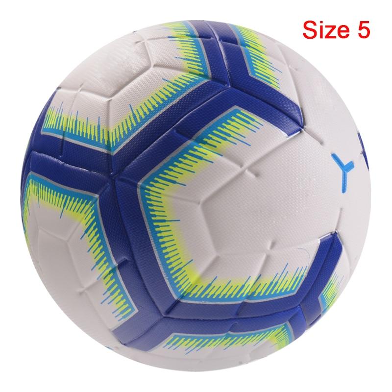 Professional Size5/4 Soccer Ball Premier High Quality Goal Team Match Ball Football Training Seamless League futbol voetbal 20