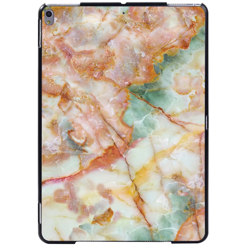 red rainbow marble Purple For Apple iPad 8 10 2 2020 8th 8 Generation A2428 A2429 Slim Printed Marble tablet