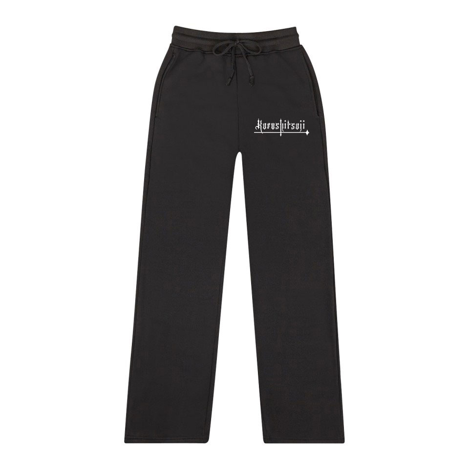 2019 Hot Sales New Style Spring And Autumn Kuroshitsuji Related Products Casual Korean-style Loose-Fit Sweatpants
