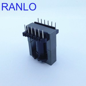 Image 2 - EC35 ER35 vertical 6+6pin transformer frame bobbin skeleton soft ferrite core N87 PC40