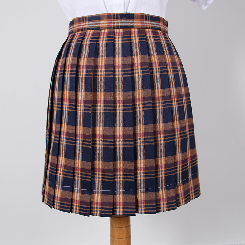 Fashion High Waist Skirt Female Sexy Mini Short Skirt Japan School Plaid Skirts Women