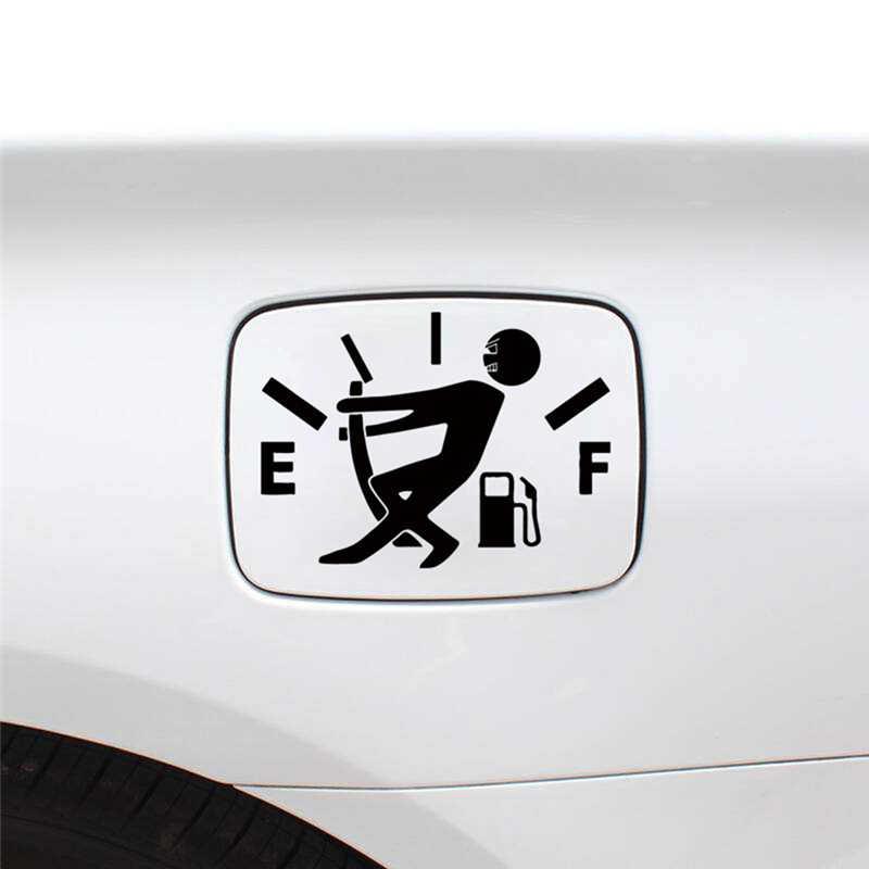 Ngộ Nghĩnh Dán Xe Hơi Kéo Bình Nhiên Liệu Con Trỏ Để Full Hellaflush Vinyl Xe Dán Decal Xe Ô Tô Tự Động Tạo Kiểu Cho Xe BMW VW Audi