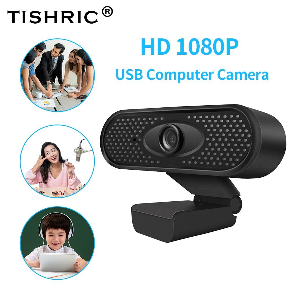 USB веб камера Full HD 1080P Веб камера Автофокус с микрофоном Компьютерная камера Поддержка красоты ночного видения заполняющий светильник|Веб-камеры|   | АлиЭкспресс