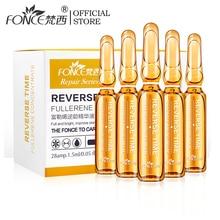 Fonce Fullerene Original Moisturizing Facial Serum 28 bottles Brightening Firming Lightening Fine Line Small Ampoule