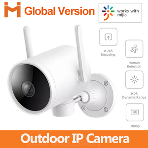 Image 1 - IMILAB EC3 Xiaobai уличная умная ip камера Водонепроницаемая 1080P WIFI AI Humanoid H.265 камера ночного видения