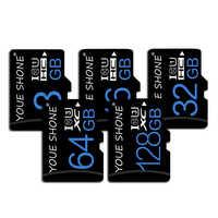 Cartão de memória do micro sd do cartão c10 8 gb 16 32 gb 64 gb mini do cartão do sd com adaptador livre do sd cartão de memória de alta velocidade do cartão de memória 128 gb micro sd