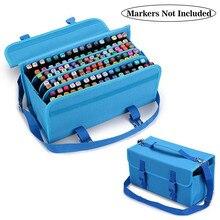 80/120 цветной чехол для ручек, сумки для хранения цветов, портативные карандаши для рисования, Оксфордские карандаши, чехол для ручек, Карманный держатель, сумка#1218g20