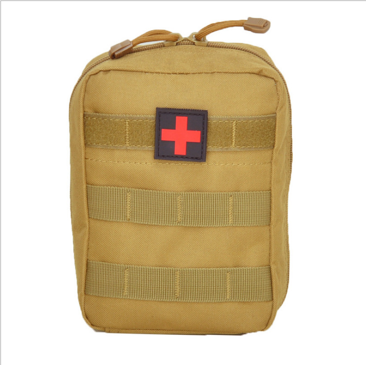 Molle Tactical Medical With Accessories Tactical Waist Camouflage Multi-functional First Aid Box Outdoor Climbing Life-Saving Wa