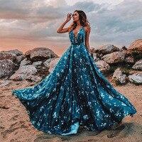 Plus Size Dresses For Women Boho Chic Hippie Beach Dress Long Summer Clothes Maxi Trendy Vestidos Casual Sundress Strandjurk