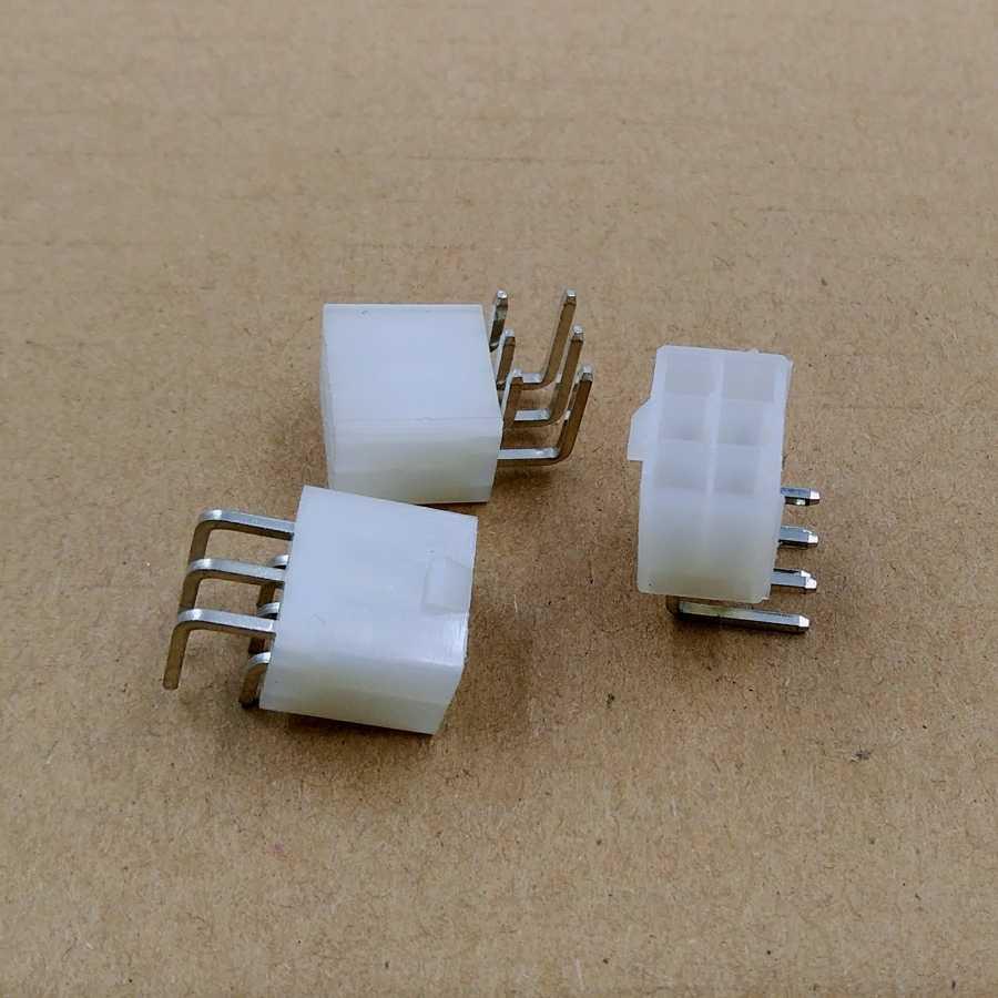 50 piezas 6-conector pin conector de alimentación looper para Asic minero antminer S9K S9j S9 Z11 Z11e z9mini A9 a3 B7 Z1 + L3 M3 E9i E9.3 E10