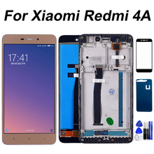 LCD Display For Xiaomi Redmi 4A Touch Screen Digitizer Assembly Frame