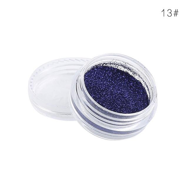 2019 Shiny Eye Shadow 24color Multicolor Matte Makeup Loose Powder Flexible Long-lasting Glitter Eye Shadow Pearl Powder TSLM2 4