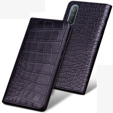 Luxury For Xiaomi Mi 10 Pro Leather Case Noble Magnetic mi10 Global Flip Business mi Cover