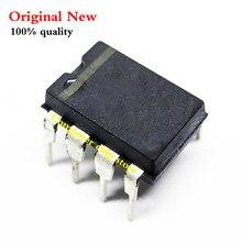 10 шт., чип DS1302N DIP8 DS1302 DIP-8 для поддержания времени
