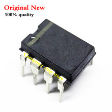 10PCS MCP602-I/P DIP8 MCP602 DIP DIP8 2.7V to 5.5V Single Supply CMOS Op Amps