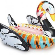 Bangles Adults One-Size Swan-Float Flowers Aremar Multicolor Inflatable Unisex