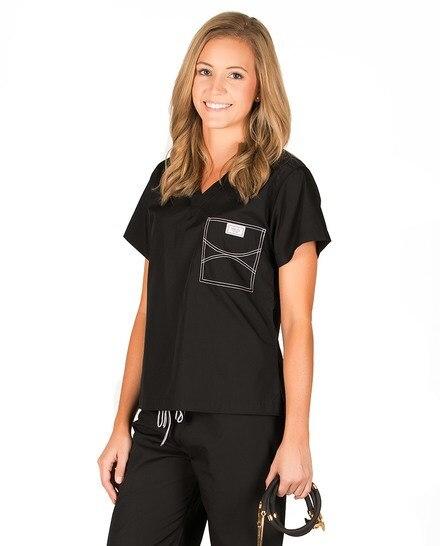 Hospital Doctors Medical Sets Short-sleeved Uniforms Suits Dental Clinic Beauty Salon Workwear Clothes Nursing
