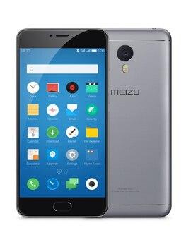 Перейти на Алиэкспресс и купить Meizu M3 Note 14 см (5,5 дюйм) 2 Гб 16 SIM Двойная черная, серая 4100 мАч