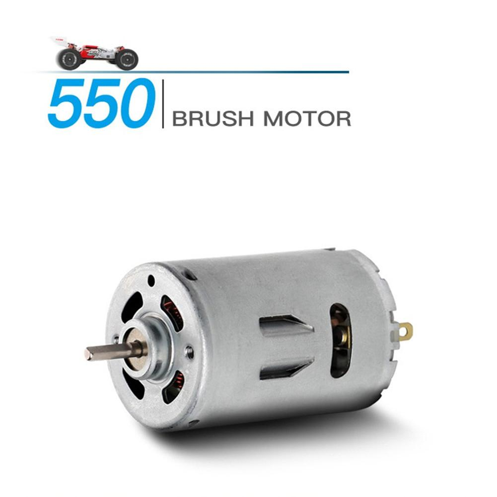 DishyKooker Wltoys 144001 1/14 RC Car Spare Parts 144001-1308 550 BRUSH Motor