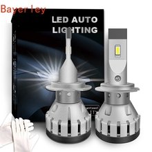 Q3 Error free LED lamps for auto H7 LED CANBUS H8 H11 H4 9012 CAN BUS decoder warning canceller headlight bulbs fog lights