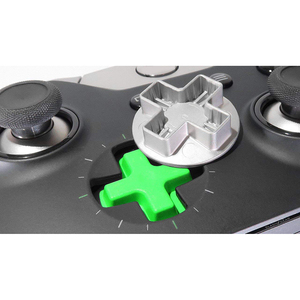 Image 2 - 11 Pcs Game Controller Metal Magnetic Thumbsticks Replacement Parts for X box One Elite P aeS 4 NS Switch